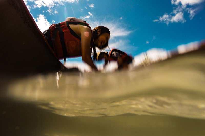 Split Outdoor Adventure Kayak