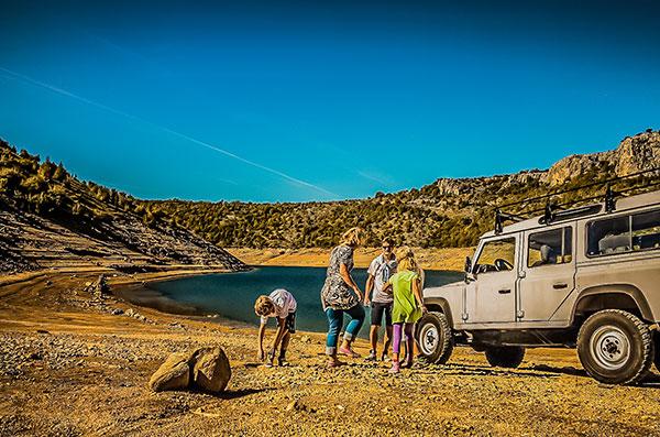 Jeep Safari-Dalmatia Zagora