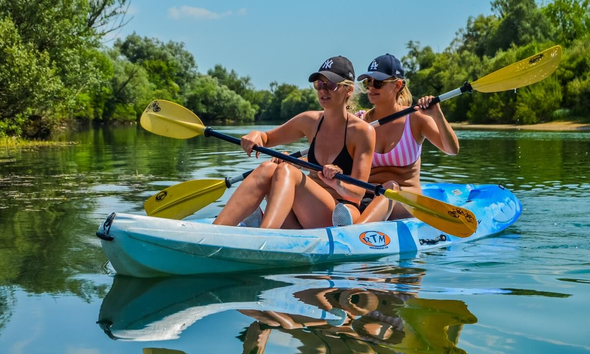 Split Outdoor Adventure Cetina Kayak Tour home image