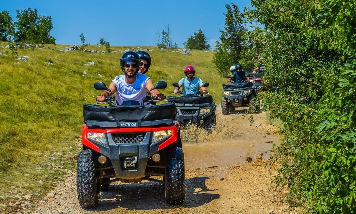 Split Outdoor Adventure ATV Quad Tour home image